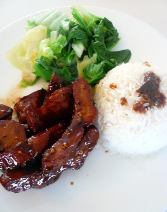 Beef Teryaki