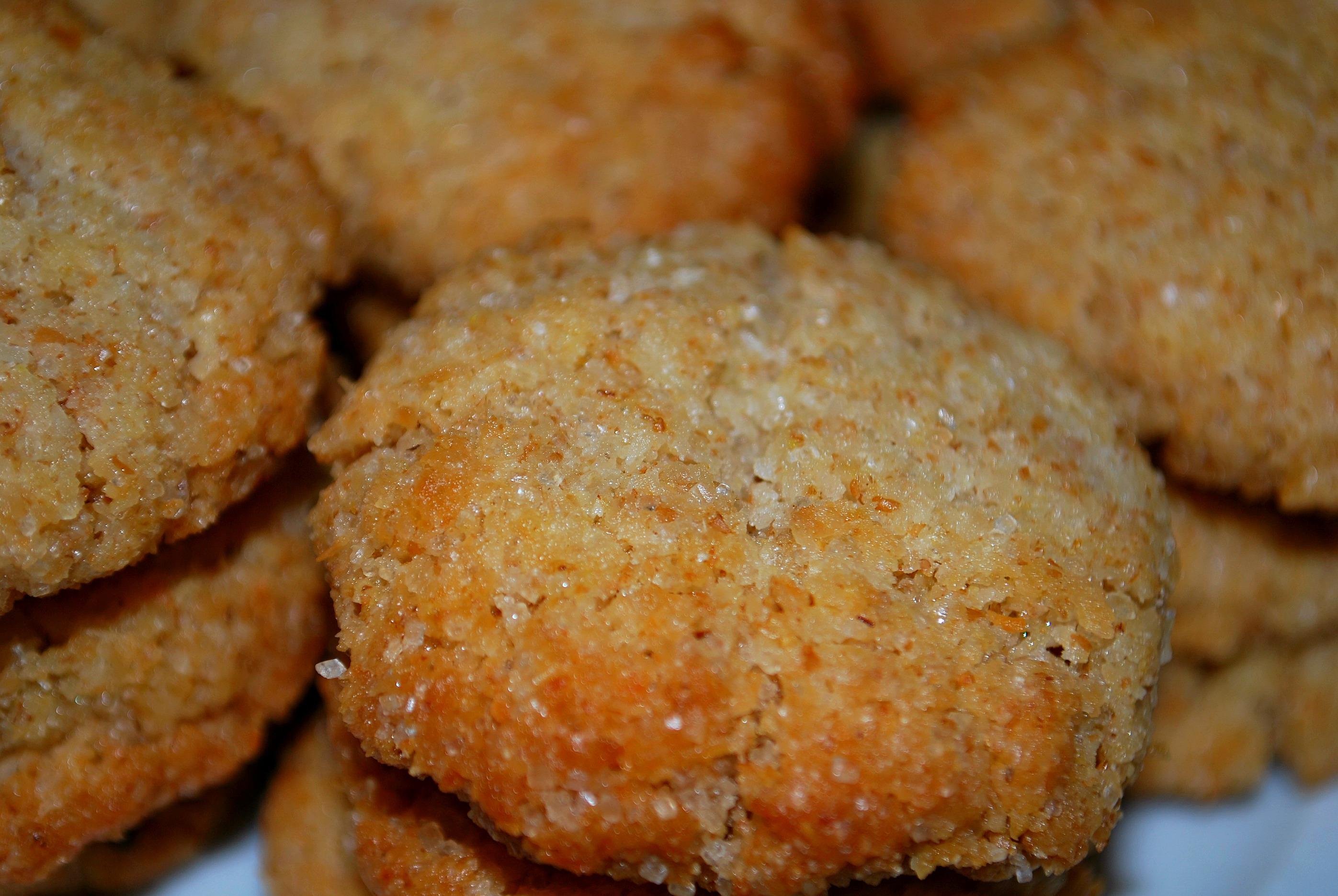 Vegane kokos kekse rezept