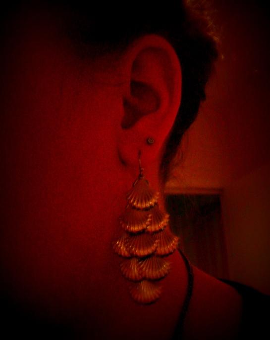 neue Ohrringe