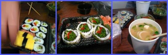 veganes Sushi, Sushi Feast