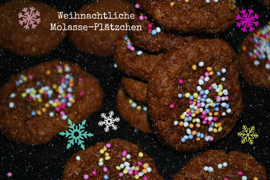 Molasse Plätzchen Winter