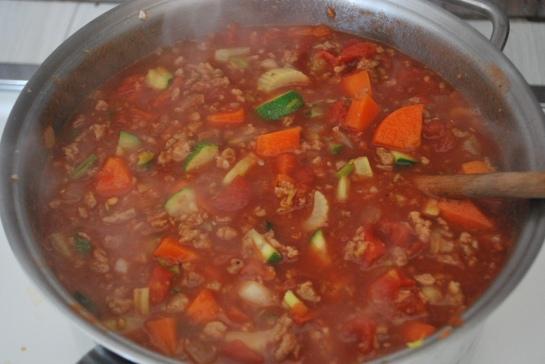 Vegane Bolognese Sauce